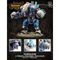 Hurricane/Stormwall Colossal Warjack Kit PLASTIC BOX